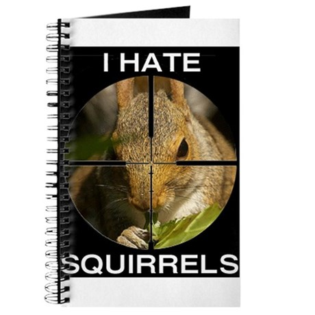 Squirrel/Scope Journal