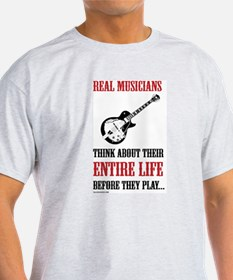 - Entire life T-Shirt