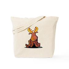 KiniArt Moose Tote Bag