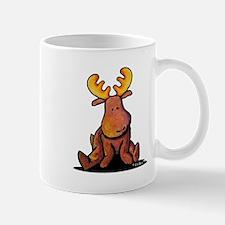 KiniArt Moose Mug