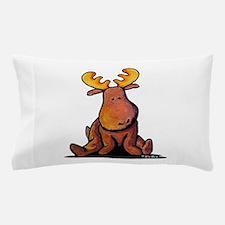 KiniArt Moose Pillow Case