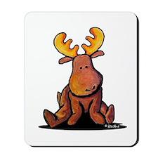 KiniArt Moose Mousepad