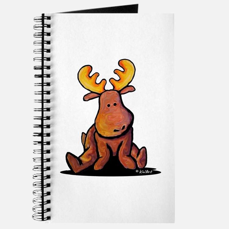 KiniArt Moose Journal