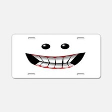YETI Aluminum License Plate