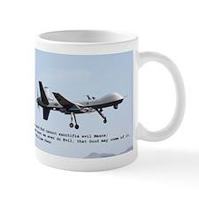 Penn on drones Mug