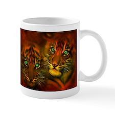 Two Tigers Mug