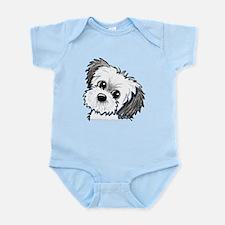 Shih Tzu Sweetie Infant Bodysuit