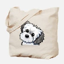 Shih Tzu Sweetie Tote Bag