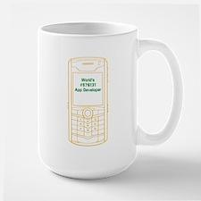 Mobile App Developer Mug