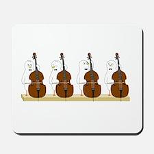 Bass Quartet Mousepad