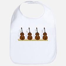 Bass Quartet Bib