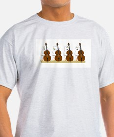 Bass Quartet T-Shirt