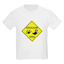 Opossum Crossing T-Shirt