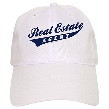 ATHLETE (Navy) Cap for the Realtor