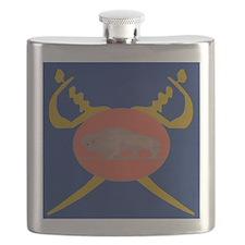 Unique Soldier Flask
