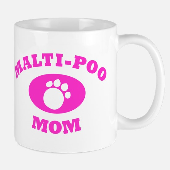 Maltipoo Mom Mug