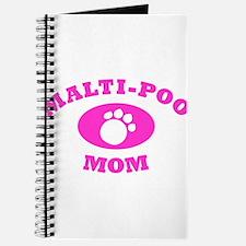 Maltipoo Mom Journal