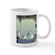 Snow Woman Boob job Mug