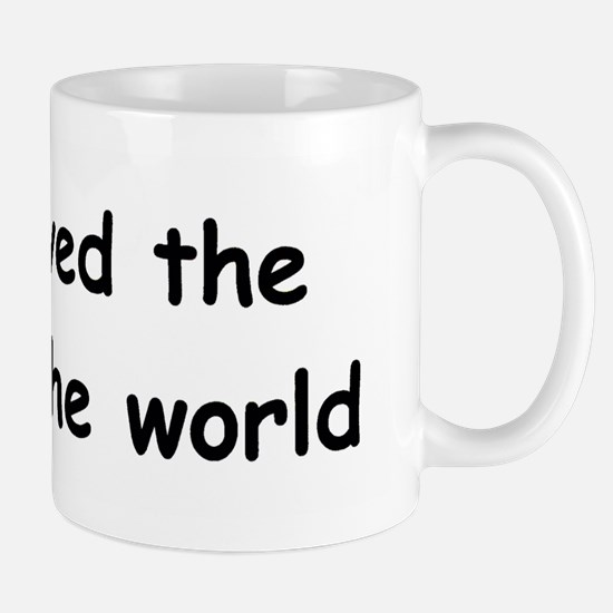 I Survived The End Of The World (III) Mug