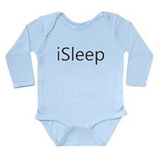 iSleep Long Sleeve Infant Bodysuit