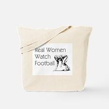 Cute Football girl Tote Bag