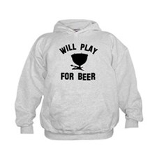 Will play the Kettle drum for beer Hoody