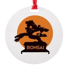 Bonsai Ornament