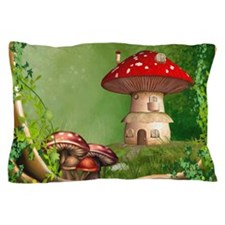 Dwarf Land Pillow Case