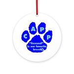 CAPP Ornament (Round)