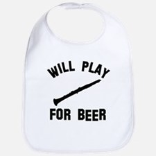 Will play the Oboe for beer Bib