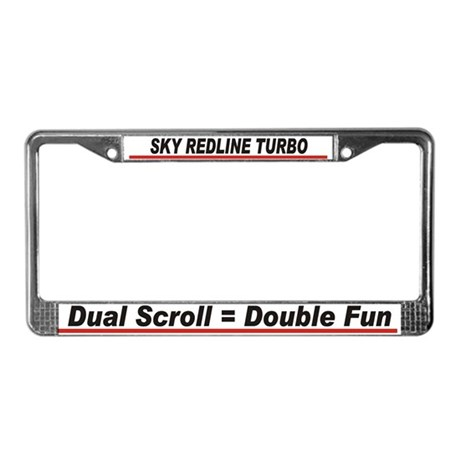 Sky Redline Turbo, Dual Scroll = Double Fun BlK