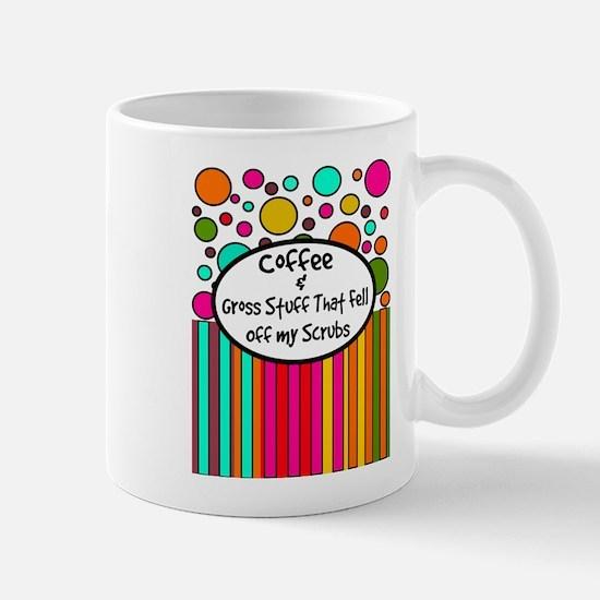 coffee and gross stuff 4.PNG Mug