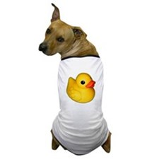 Rubber Duckie - Dog T-Shirt
