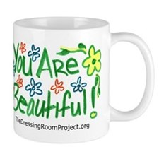 """You Are Beautiful"" Mug"