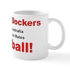 Eagles, Dockers, Football Mug