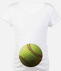 Yellow Softball B Shirt