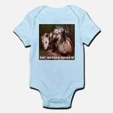 MOTHER POSSUM Infant Bodysuit