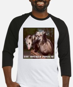 MOTHER POSSUM Baseball Jersey
