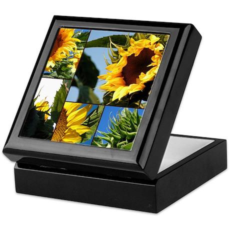 Sunflower Summer Keepsake Box
