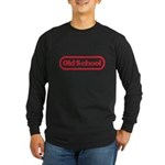 Old School retro video game Long Sleeve Dark T-Shi