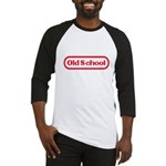 Old School retro video game Baseball Jersey