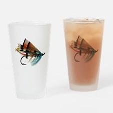 fly 2 Drinking Glass