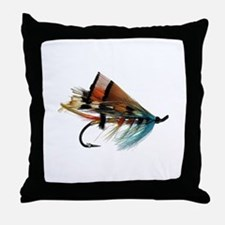 fly 2 Throw Pillow
