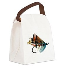 fly 2 Canvas Lunch Bag
