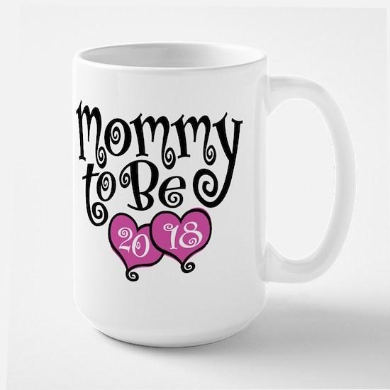Mom To Be 2018 Mug