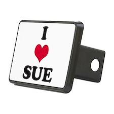 I Love Sue Hitch Cover