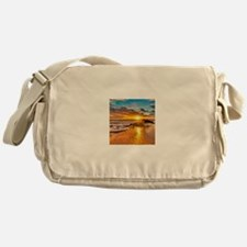 Sunrise Beach Messenger Bag