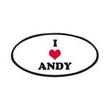 I Love Andy Patch