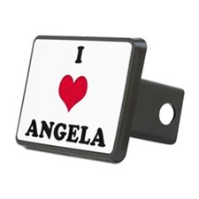 I Love Angela Hitch Cover