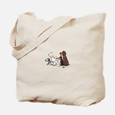 Group of Friends Tote Bag